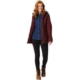 Regatta Bechette Jacket Damen burgundy